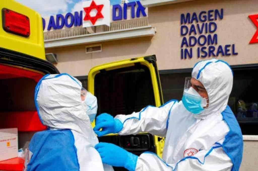 Recuento diario de coronavirus en Israel cae drásticamente