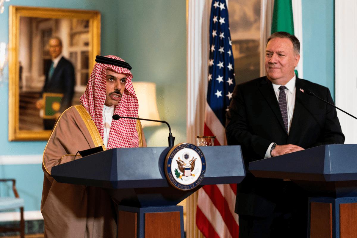 Un 79% de los saudíes ven el camino hacia la paz con Israel