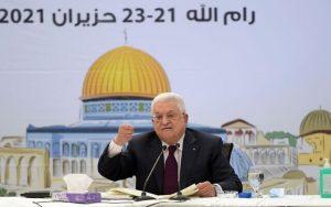 Abbas Autoridad Palestina