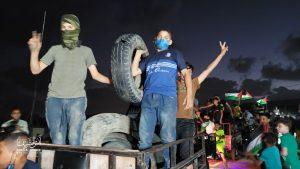 Disturbios palestinos