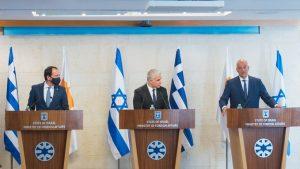 Grecia en Israel