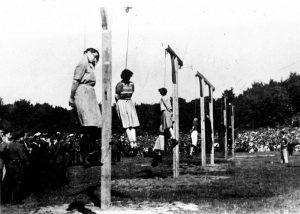Guardias nazis