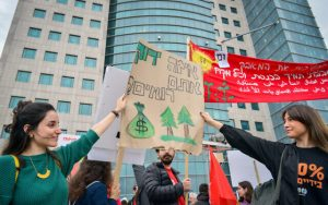 Marcha de protestas