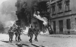 Levantamiento del gueto de Varsovia