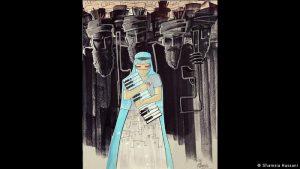 Pesadilla-Shamsia Hassani