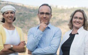 Fundadores de Aleph Farms