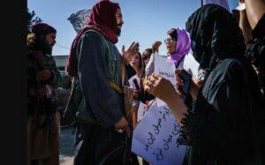 Manifestaciones en kabul