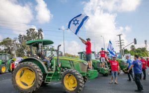 Protesta agrícola