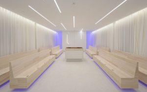 Sinagoga minimalista