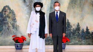 Talibanes-China