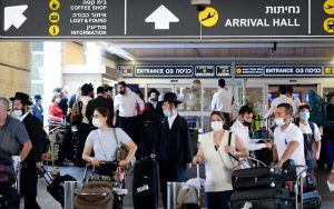 Aeropuerto Ben Gurión