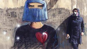 artista afgana