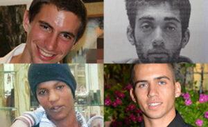 israelíes prisioneros