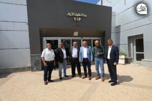 delegación palestina